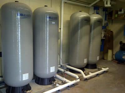 Jackson Water Conditioning Pressure Tanks